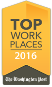 the Washington Post 2016 top places to work - careers at ChasenBoscolo