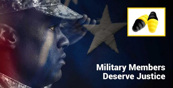 military members deserve justice